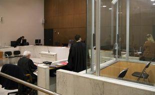 Le procès à lieu à Nanterre.