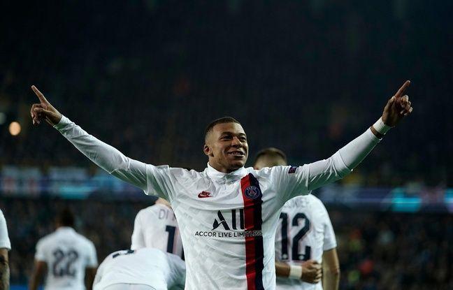 Bruges-PSG: Du banc des remplaçants au triplé, la folle soirée de Mbappé en Ligue des champions