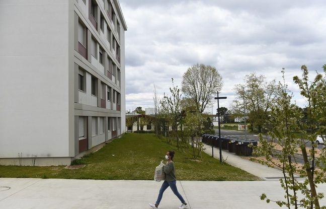 Coronavirus à Bordeaux: Des étudiants isolés et en «détresse psychologique» dans un campus déserté