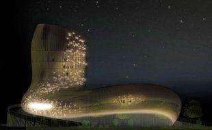 Le projet de Cité des civilisations du vin à Bordeaux