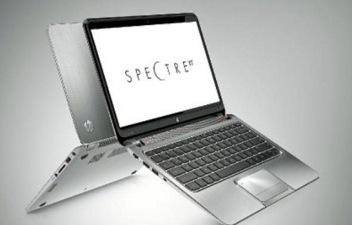Le Spectre XT de HP, un ultrabook de 13'' et 14,5mm d'épaisseur. –  Hewlett Packard
