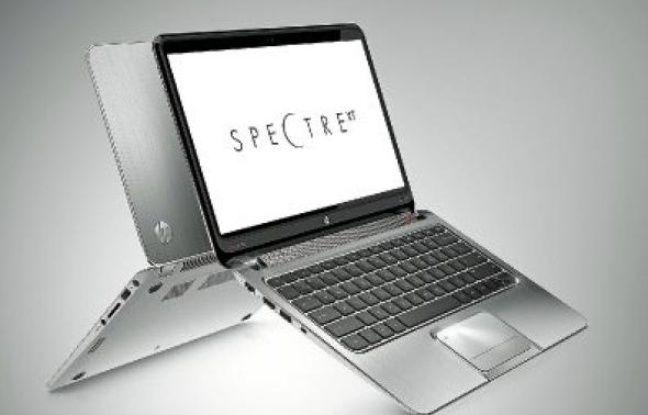 Le Spectre XT de HP, un ultrabook de 13'' et 14,5mm d'épaisseur.