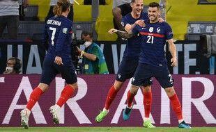 Les Bleus ont livré un très bon match pour leur entrée en lice contre l'Allemagne mardi soir à Munich.