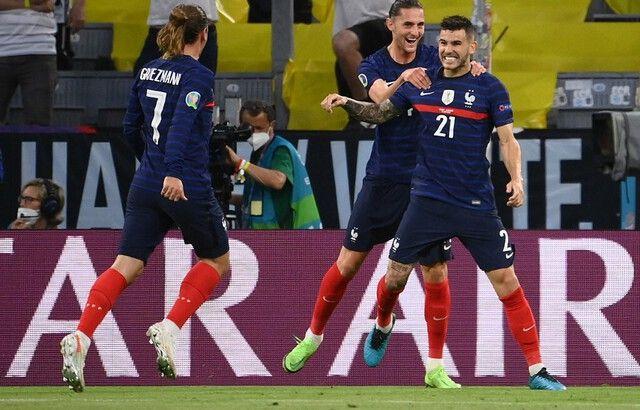 France-Allemagne : Les Bleus passent le test allemand haut la main et confirment leur statut de favoris