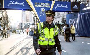 Mark Wahlberg dans «Traque à Boston» de Peter Berg.