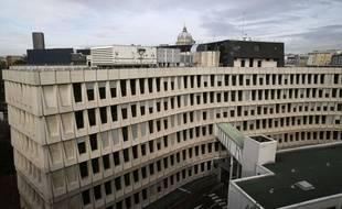 Hôpital du Val de Grâce, à Paris.