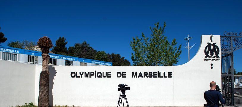 L'entrée de la Commanderie à Marseille en avril 2016