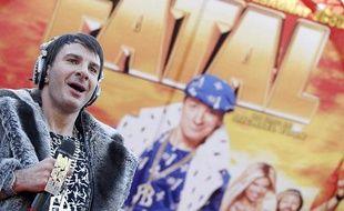 """Michael Youn a présenté son film """"Fatal"""" à Lomme le 19 mai 2010"""