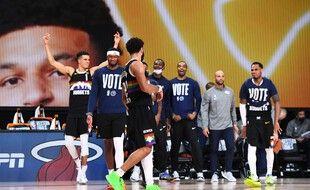 Denver est revenu à 2-1 dans sa confrontation face aux Lakers en finale de conf'.
