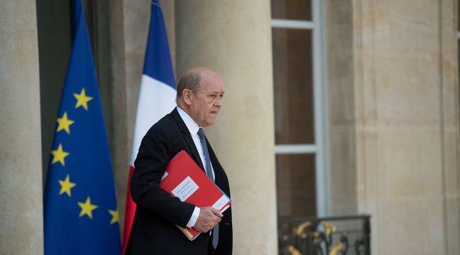 Convergence des luttes. Appel au 5 mai. La Fête à Macron !  - Page 3 648x360_chef-diplomatie-francaise-jean-yves-drian