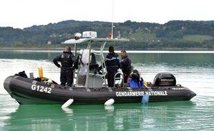 Un sonar a été utilisé par les pompiers pour tenter de localiser la victime à Aiguebelette. Illustration.
