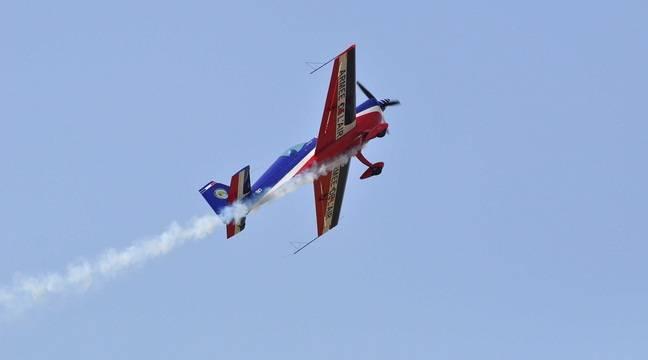 Gers : Confronté à une panne de moteur, un champion de voltige de l'Armée de l'air se pose dans un champ