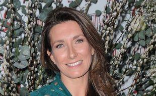 La journaliste Anne-Claire Coudray.