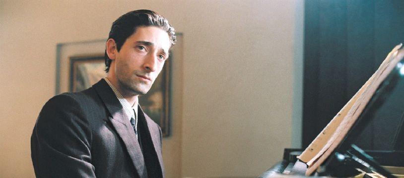 Adrien Brody, Oscar du meilleur acteur  pour son rôle dans « Le Pianiste »