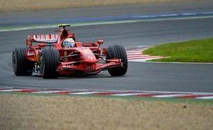 Le Brésilien Felipe Massa (Ferrari) a remporté le Grand Prix de France, huitième des 18 épreuves du Championnat du monde 2008 de Formule 1, dimanche sur le circuit de Magny-Cours.