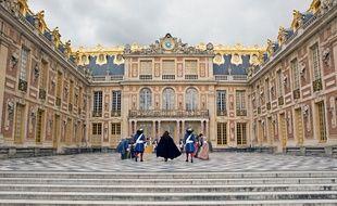 Image extraite de la saison 2 de «Versailles».