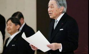 L'empereur Akihito a abdiqué, le 30 avril 2019 à Tokyo.
