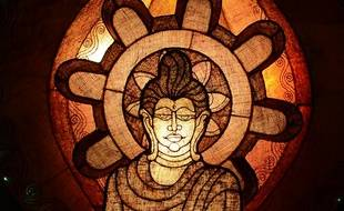 Illustration de Bouddha