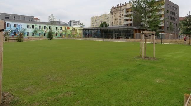 Lyon la ville d veloppe ses espaces verts pour le bien for Espace vert lyon