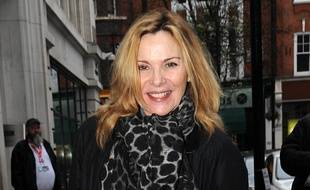 L'actrice américaine Kim Cattrall.