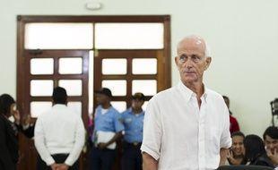 """Le Français Alain Castany, a été condamné en appel à vingt ans de prison dans l'affaire de trafic de drogue """"Air Cocaïne"""""""