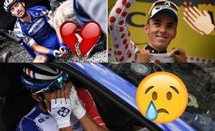Alaphilippe, Bardet et Pinot auront animé ce Tour 2019, côté Français.
