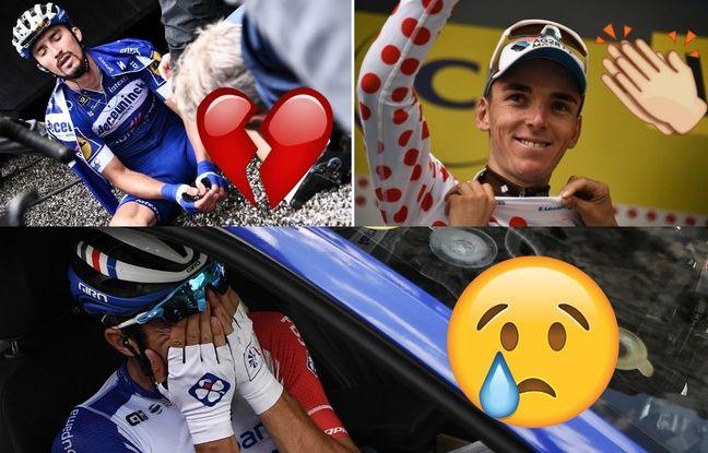 Tour de France 2019: Du rêve à la chute... Quel bilan peut-on faire du Tour des Français?