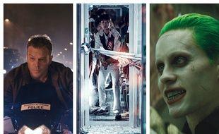 «Jason Bourne», «Dernier train pour Busan» et «Suicide Squad».
