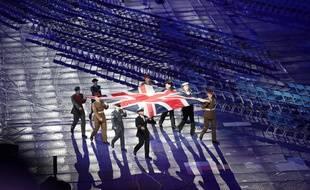 La cérémonie d'ouverture des JO de Londres, le 29 août 2012.