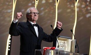 Ken Loach décroche sa deuxième Palme d'or pour «Moi, Daniel Blake»