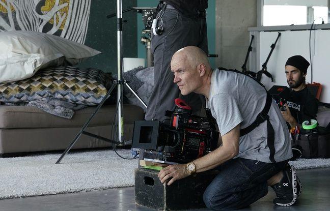 Jan Kounen sur le tournage de la série «The Show» pour la plate-forme Blackpills
