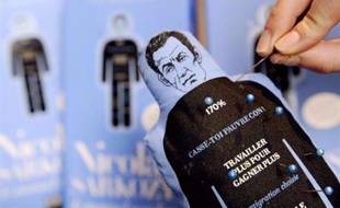 L'appel du président Nicolas Sarkozy dans l'affaire de la poupée vaudoue sera examiné par la cour d'appel de Paris le 13 novembre, a-t-on appris mercredi de source judiciaire.