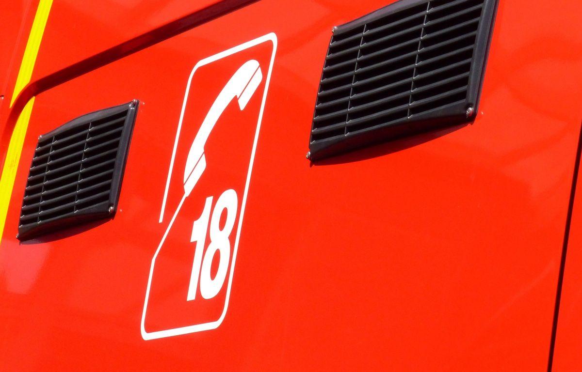 Illustration d'un véhicule de pompiers. – E. Frisullo / 20 Minutes