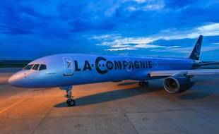 La Compagnie devrait inaugurer son premier vol entre Paris et New York, jeudi 17 juillet.