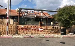 Le McDonald's de Saint-Barthélémy, l'épicentre de la solidarité dans les quartiers Nord de Marseille.
