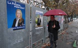 A Grasse, la liste de Marion Maréchal Le Pen remporte 39,02% des suffrages.