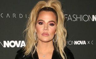 La star de téléréalité Khloé Kardashian