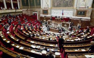 L'Assemblée nationale le 6 février 2013.