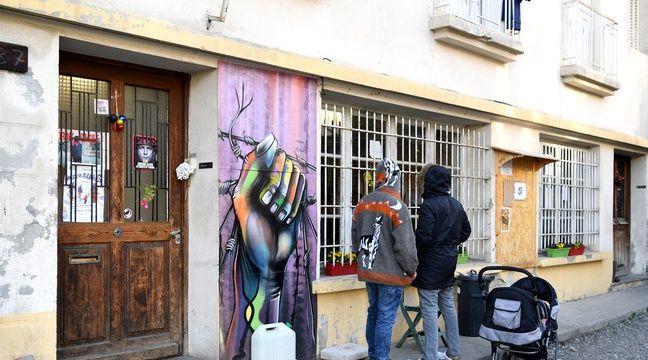 Mobilisation pour sauver un hébergement d'urgence pour migrants à Briançon