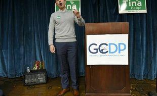 Pete Buttigieg, candidat démocrate
