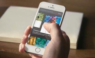 Facebook a présenté son app Paper, pour iOS, le 30 janvier 2014.