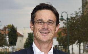 Laurent Turquois, nouveau maire de Saint-Sébastien-sur-Loire.