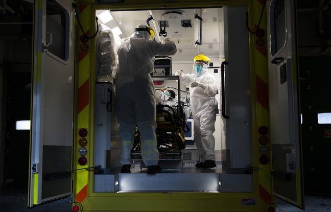 Coronavirus à Brest: Des transferts de malades depuis la région PACA prévus mardi