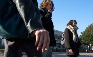 Selon l'étude I-Share, 69 % des étudiants participant à l'étude ne consomment pas de tabac.
