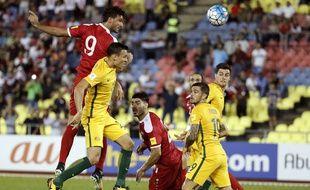 La Syrie arrache le nul en fin de match contre l'Australie (1-1).