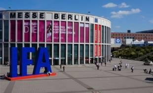 Le salon de l'électronique IFA se tient jusqu'au 7 septembre à Berlin.