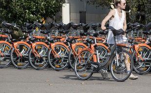 Les vélos Bicloo Plus à Nantes