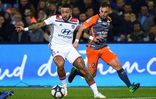 Lyon: Le match OL-Montpellier enfin fixé à dimanche à 14h30