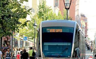 Près de 30000 passagers quotidiens.