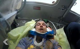 Il a un accident de vélo... sa caméra continue de tout filmer - Le Rewind